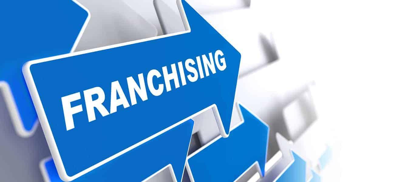 online franchise business